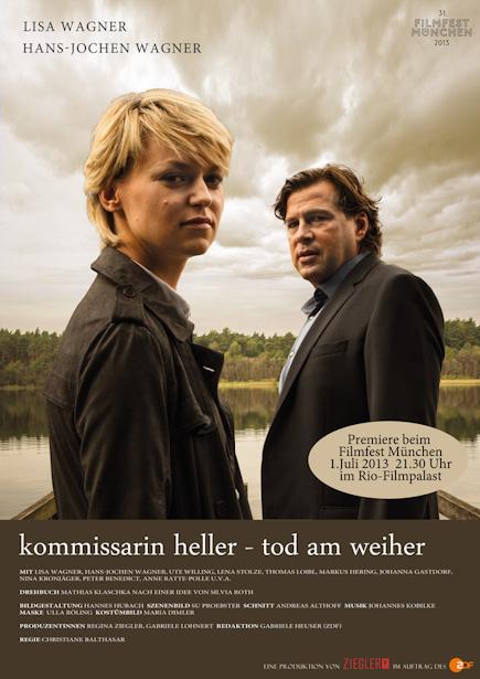 Kommissarin Heller Tod Am Weiher